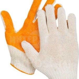 Перчатки обливная ладонь(10класс)