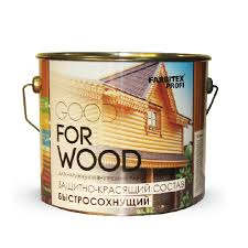 Farbitex Профи Состав защитно-красящий для древесины быстросохнущий Рябина(3л)