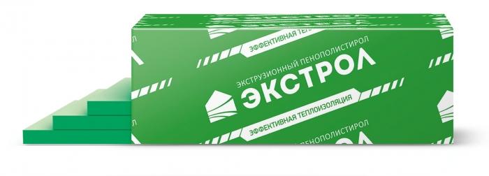 Экструдированный пенополистирол ЭКСТРОЛ 30 (1180*580*30*13пл)1уп.=0,267 м3