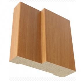 Коробка дверная ламин. миланский орех (26*70*2050мм)