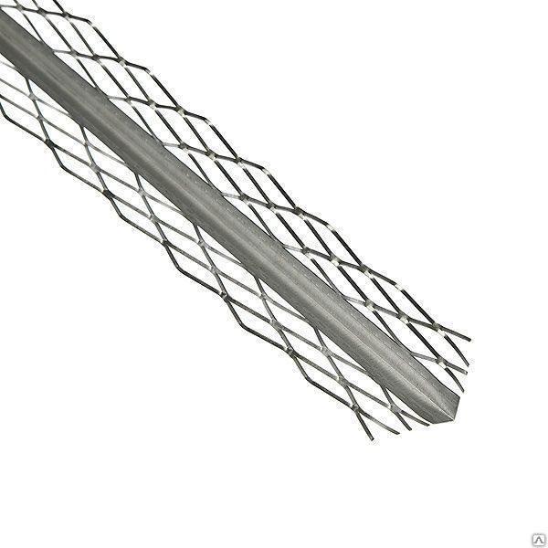 Профиль штукатурный сетчатый 35*35*3000 (25 шт/уп)