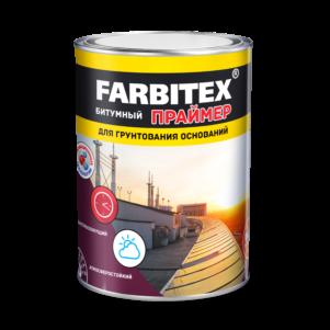 Праймер битумный  (ведро 20л/16кг.) Farbitex