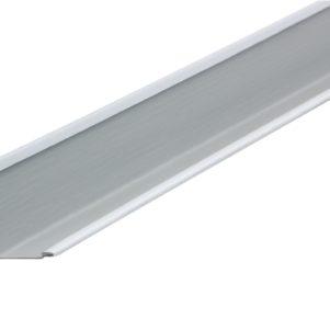Уголок периметральный белый 19*19 мм (3 м)