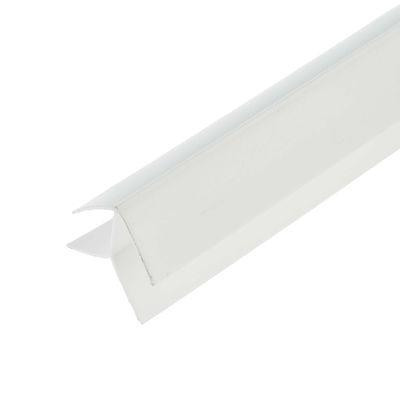Профиль-угол внешний для панелей ПВХ 3м, белый