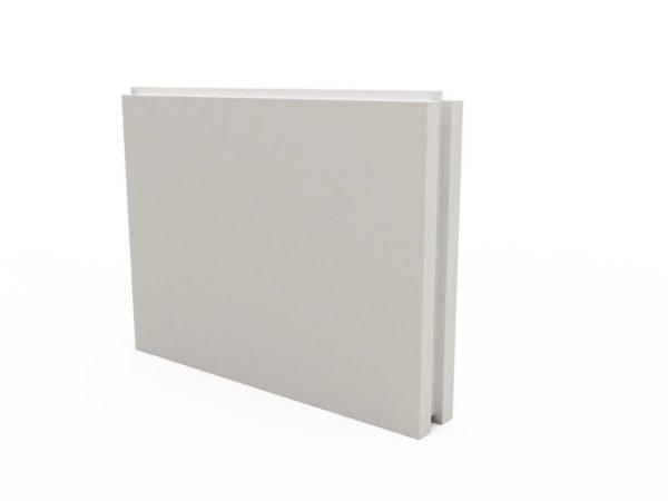 Пазогребневая плита (ПГП) 667*500*80 мм ( станд.) Гифас (1 пал 30 шт)