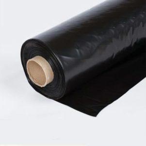 Плёнка пэ, рукав, (1500*2) 200 мкм техническая (100 п.м.)